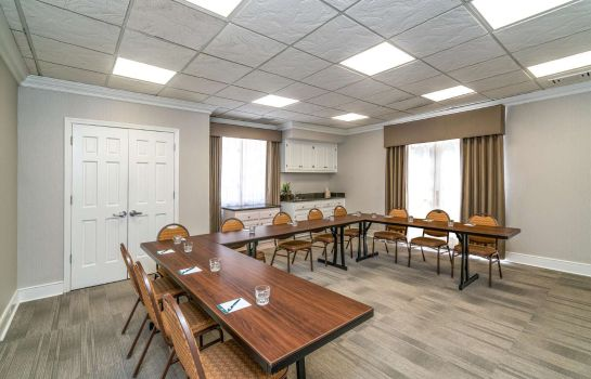 Conference room Homewood Suites Lafayette Indiana