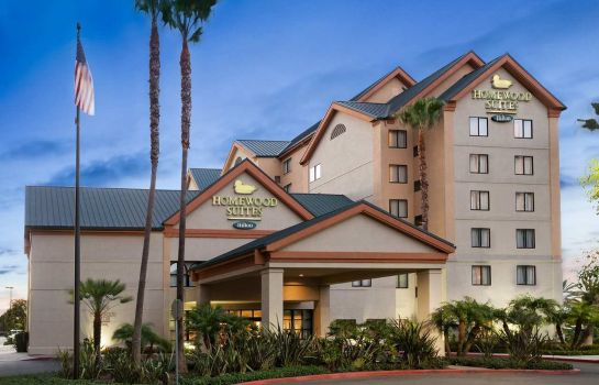 Exterior view Homewood Suites by Hilton Anaheim-Main Gate Area Homewood Suites by Hilton Anaheim-Main Gate Area