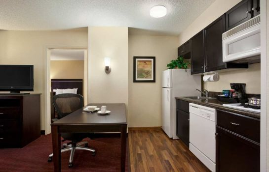 Hotel bar Homewood Suites by Hilton Anaheim-Main Gate Area