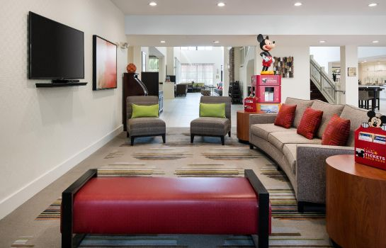 Lobby Homewood Suites by Hilton Anaheim-Main Gate Area