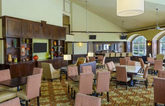 Hotel-Bar Homewood Suites by Hilton Raleigh-Durham Aprt * RTP