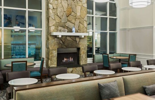 Hotelhalle Homewood Suites by Hilton Raleigh-Durham Aprt * RTP