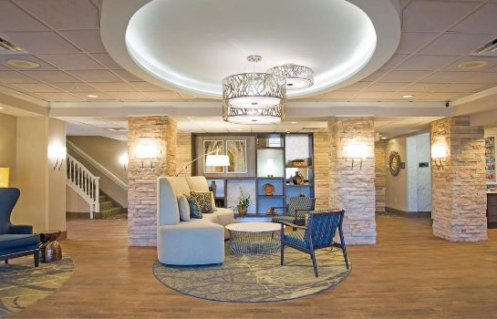 Hotelhalle Homewood Suites Chapel Hill-Durham