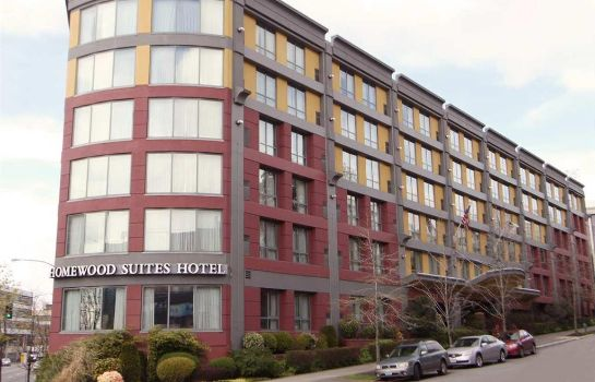 Exterior view Homewood Suites by Hilton Seattle Downtown