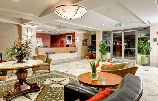 Lobby Homewood Suites by Hilton Seattle Downtown