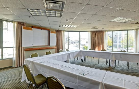Conference room Homewood Suites by Hilton Seattle Downtown