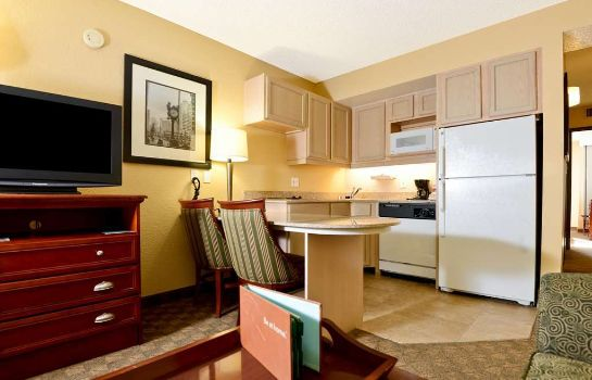 Room Homewood Suites by Hilton Seattle Downtown