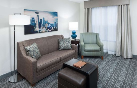 Info Homewood Suites by Hilton Seattle-Tacoma Airport-Tukwila