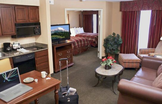 Zimmer Homewood Suites by Hilton Seattle-Tacoma Airport-Tukwila
