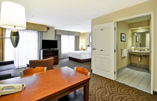 Hotel-Bar Homewood Suites by Hilton - Oakland Waterfront