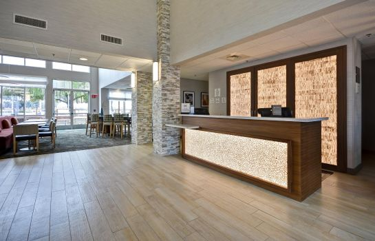 Hotelhalle Homewood Suites by Hilton - Oakland Waterfront