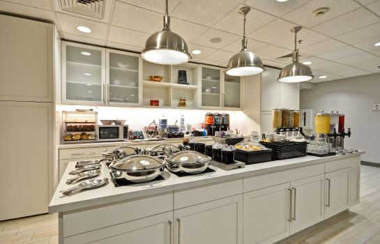 Restaurant Homewood Suites by Hilton - Oakland Waterfront