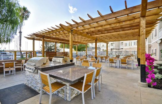 Restaurante Homewood Suites by Hilton - Oakland Waterfront