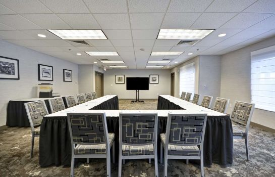 Sala de reuniones Homewood Suites by Hilton - Oakland Waterfront