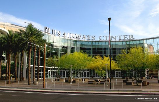 Info Embassy Suites by Hilton Phoenix Downtown North