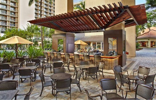 Hotel-Bar Hilton Hawaiian Village Waikiki Beach Resort