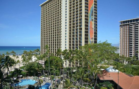 Suite Hilton Hawaiian Village Waikiki Beach Resort