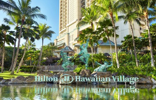 Information Hilton Hawaiian Village Waikiki Beach Resort