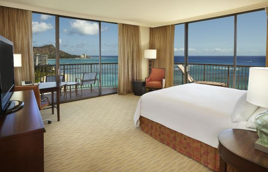 Room Hilton Hawaiian Village Waikiki Beach Resort