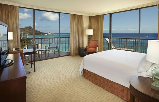Zimmer Hilton Hawaiian Village Waikiki Beach Resort