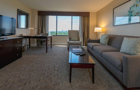Suite Hilton Houston Plaza/Medical Center