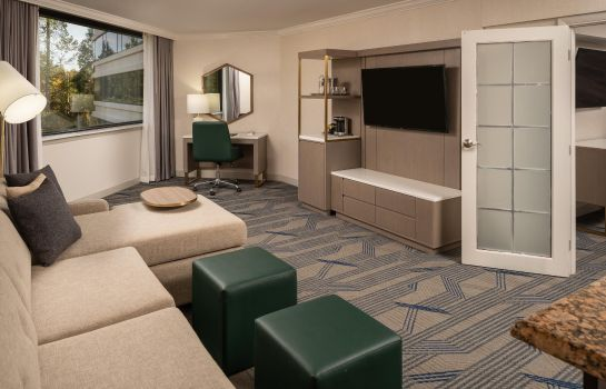 Suite Hilton Durham near Duke University