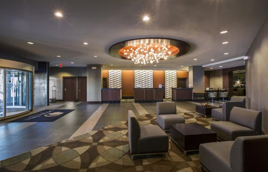 Hotelhalle DoubleTree by Hilton Wichita Airport