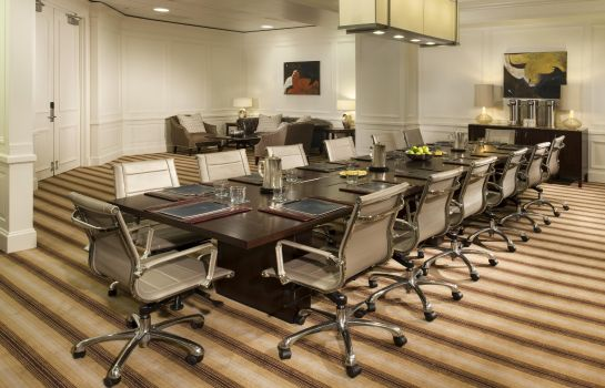 Conference room Hilton New Orleans Airport