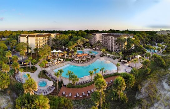 Vista esterna Omni Hilton Head Oceanfront Resort