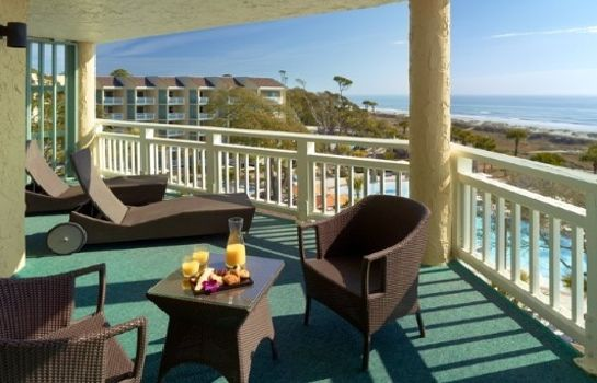 Suite Omni Hilton Head Oceanfront Resort