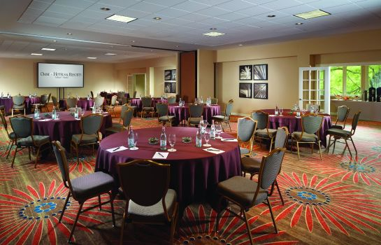 Conference room Omni Hilton Head Oceanfront Resort