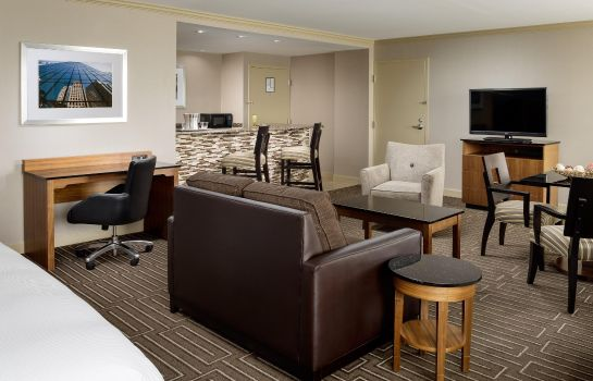 Suite Hilton Charlotte University Place NC