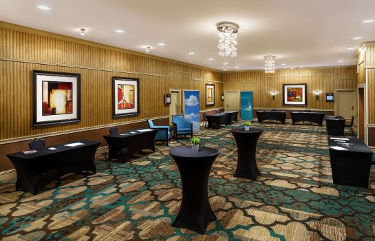 Conference room Hilton Charlotte University Place