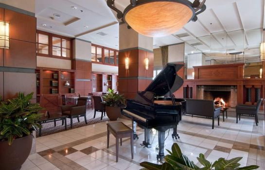 Hotelhalle Hilton Los Angeles North-Glendale - Executive Meeting Center