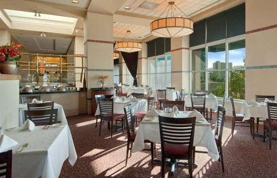 Restaurant Hilton Los Angeles North-Glendale - Executive Meeting Center