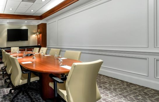 Conference room Hilton Columbus at Easton