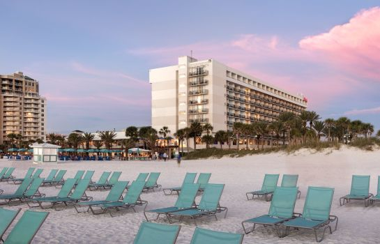 Exterior view Hilton Clearwater Beach
