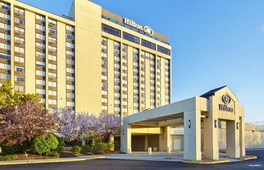 Vista esterna Hilton Hasbrouck Heights/Meadowlands