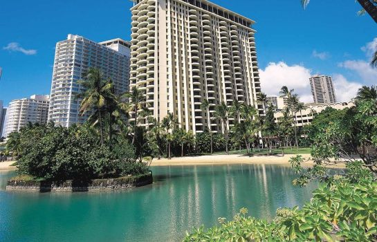 Außenansicht Hilton Grand Vacations at Hilton Hawaiian Village