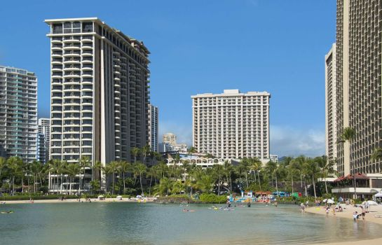 Vista esterna Hilton Grand Vacations at Hilton Hawaiian Village