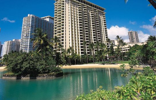 Vue extérieure Hilton Grand Vacations at Hilton Hawaiian Village