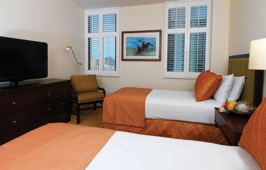 Suite Hilton Grand Vacations at Hilton Hawaiian Village