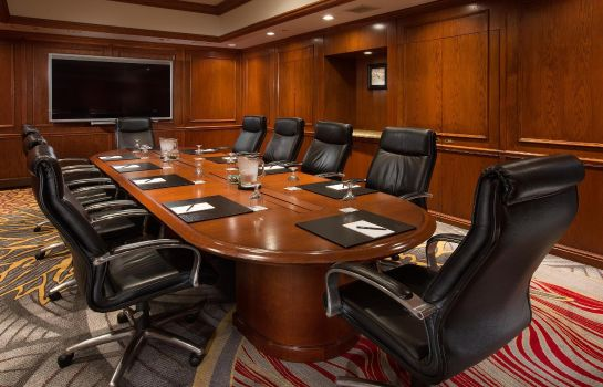 Conference room Hilton Chicago-Northbrook