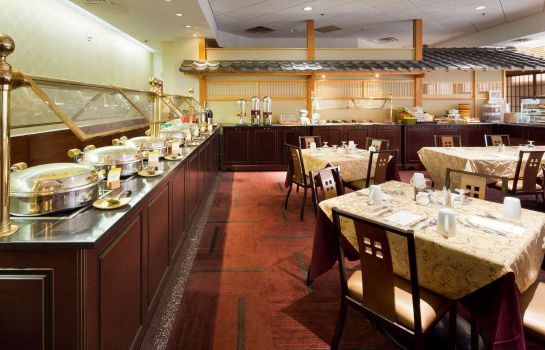 Restaurant DoubleTree by Hilton Fort Lee - George Washington Bridge