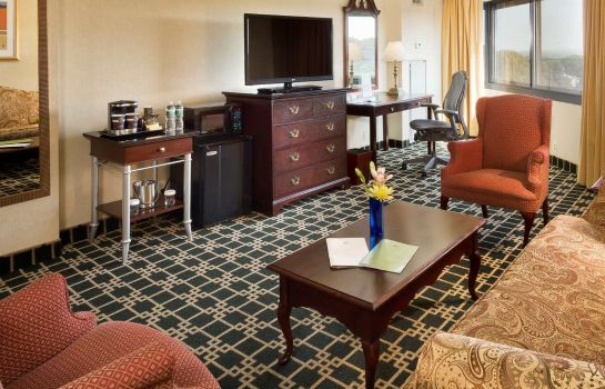 Zimmer DoubleTree by Hilton Fort Lee - George Washington Bridge