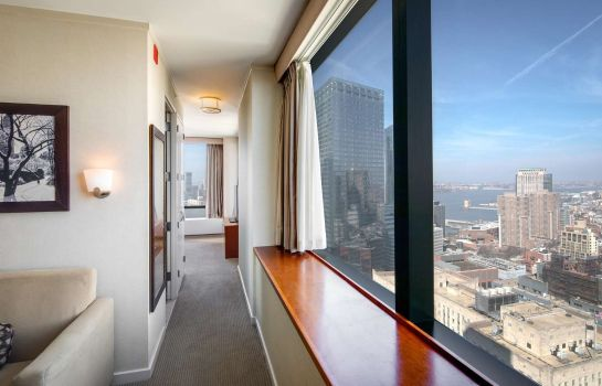 Zimmer Millennium Hilton New York Downtown