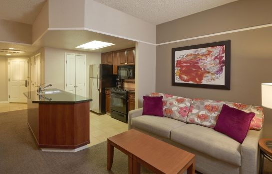 Suite Hilton Grand Vacations at the Flamingo