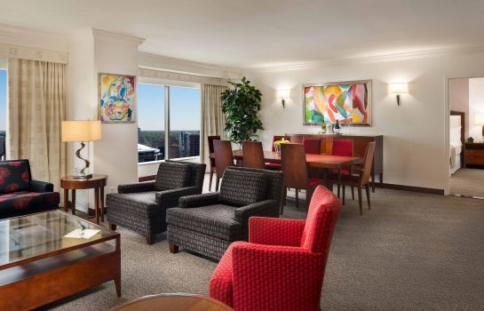 Suite Hilton Charlotte Center City