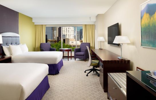 Zimmer Hilton Charlotte Center City