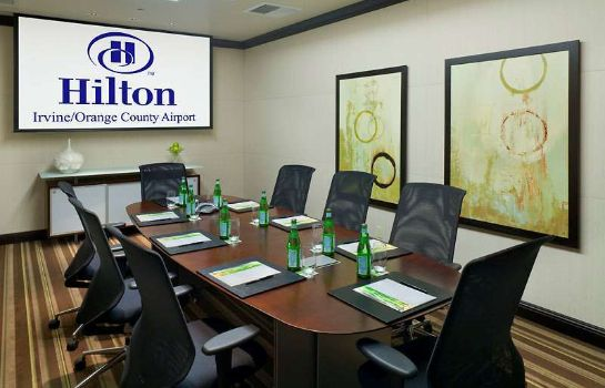 Conference room Hilton Irvine-Orange County Airport